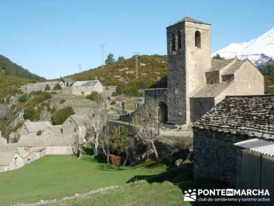 Parque Nacional de Ordesa y Monte Perdido; senderismo en madrid; clubs de montaña madrid